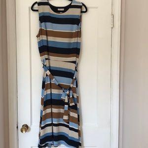 Charter Club striped dress